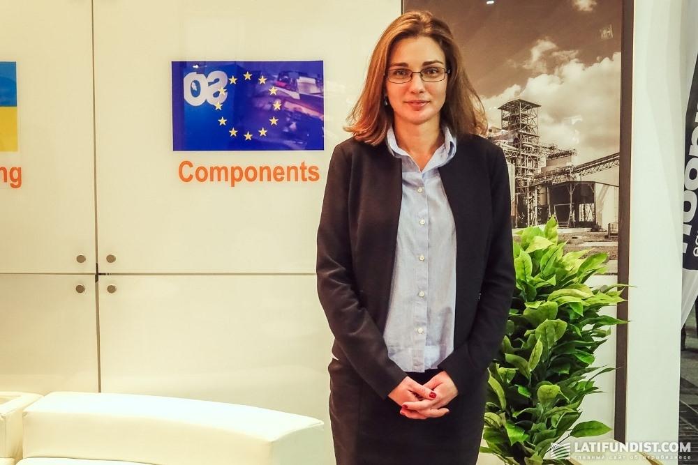 Валерия Калашник, генеральный директор компании KMZ Industries