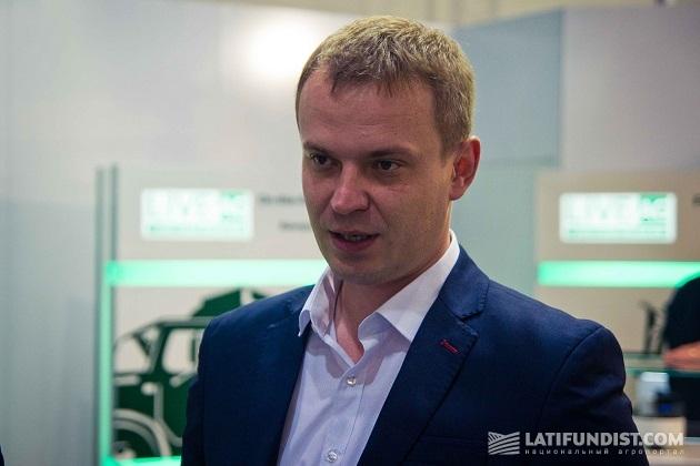 Заместитель директора Live AG Богдан Терещук