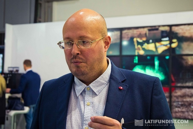 Директор Live AG Максим Маярчук