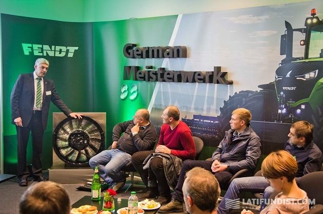 Встреча разработчиков с клиентами