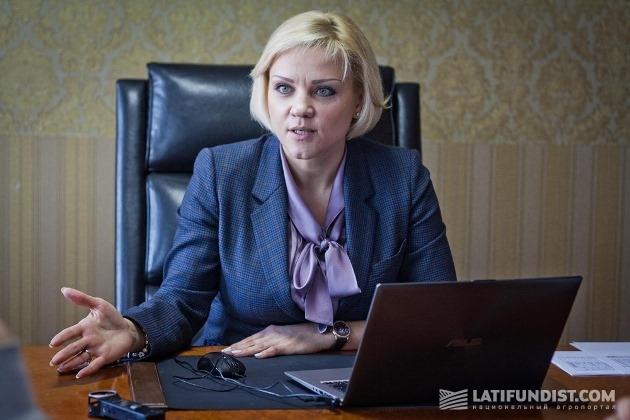 Директор завода «Органик Милк» Елена Стретович