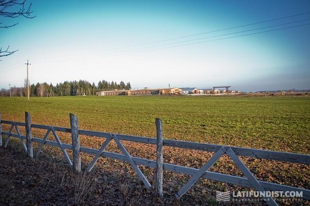Земля фермы
