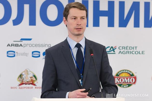Руководитель отдела Agencia Rynku Rolnego Павел Зареба