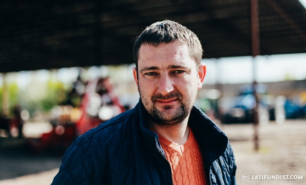 Виталий Стогний, главный инженер компании «Батькивщина Шевченко»