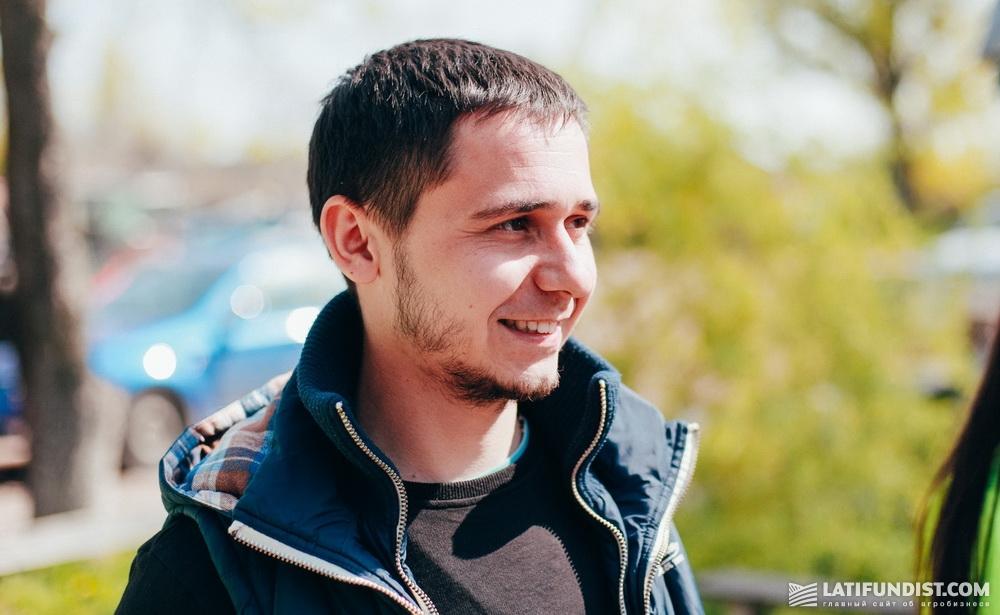 Дмитрий Коваленко, главный агроном компании «Батькивщина Шевченко»