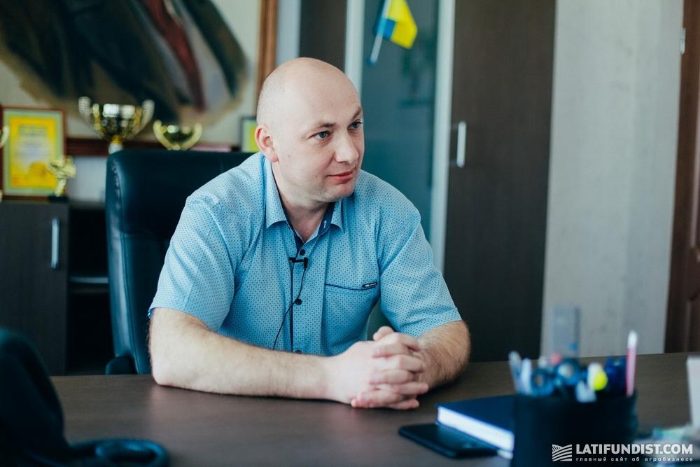 Василий Щербатюк, директор компании «Батькивщина Шевченко»