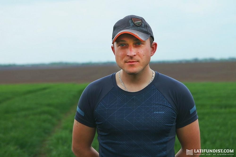 Дмитрий Маляр, агроном по защите растений «Аскольд-Агро»