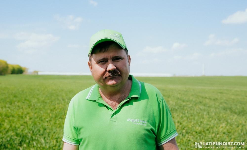 Виктор Сонец, менеджер по маркетингу «Август-Украина»