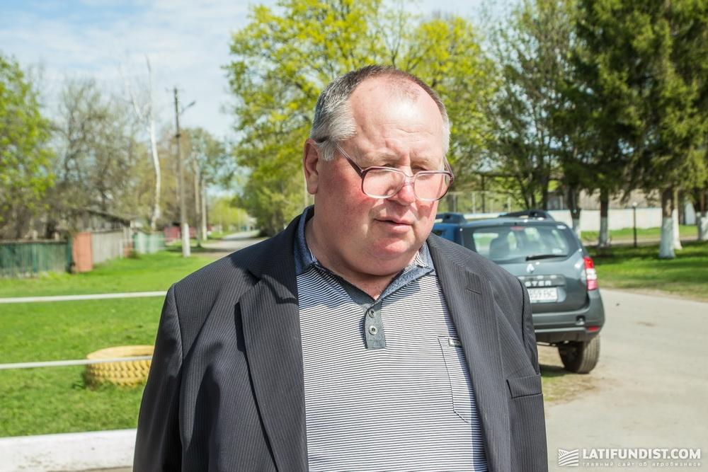 Алексей Бутенко, глава фермерского хозяйства «Бутенко»
