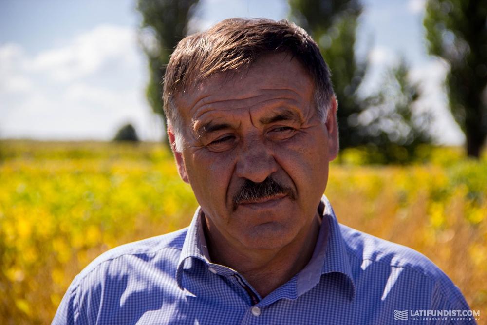 Филимон Антонюк, главный агроном северного кластера «Сварог Вест Груп»