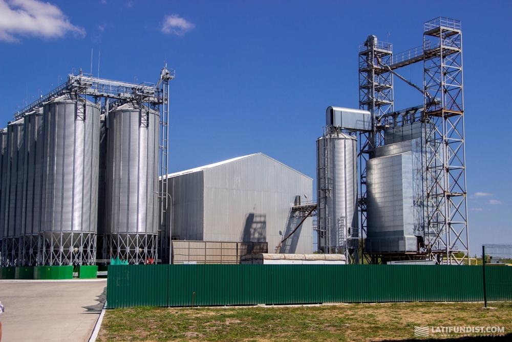 Мощности завода «Лотовка Элит»