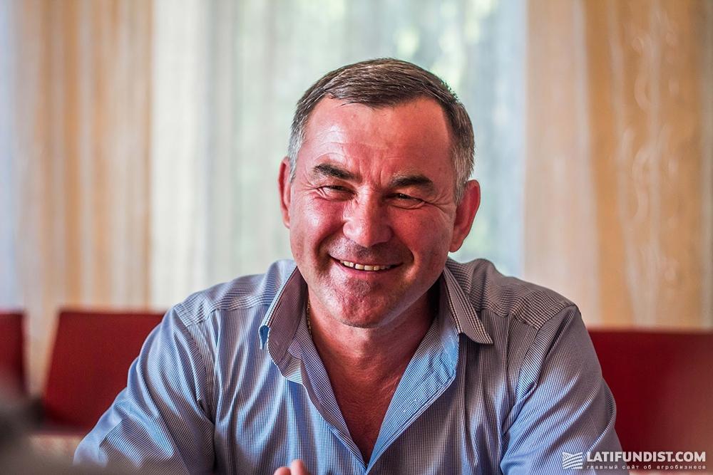 Владимир Ревко, заместитель директора по производству «Энселко Агро»