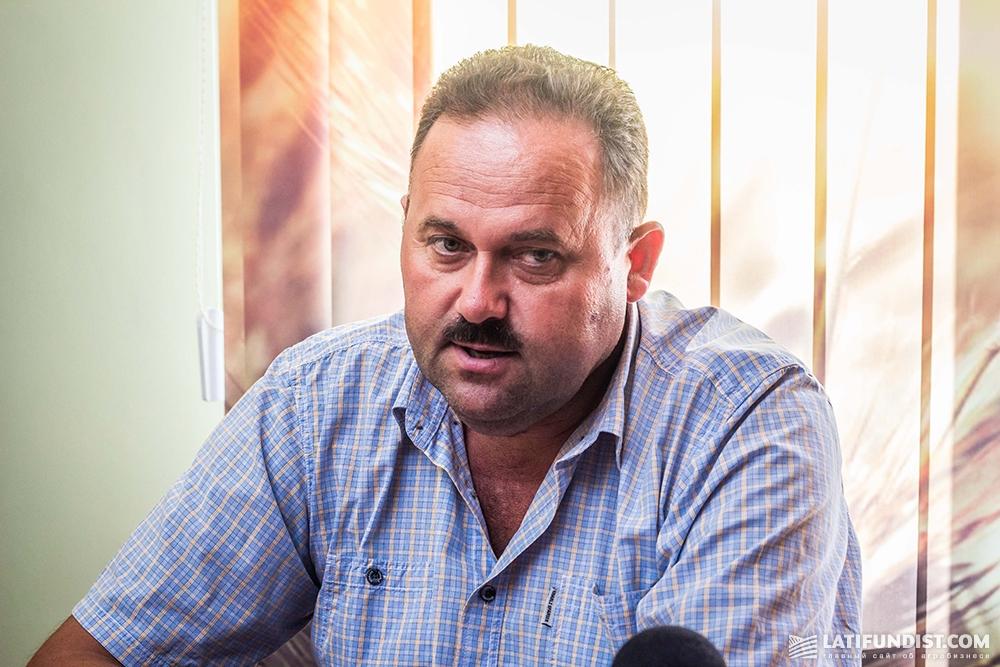 Александр Каминский, исполнительный директор компании «Украина-2001»