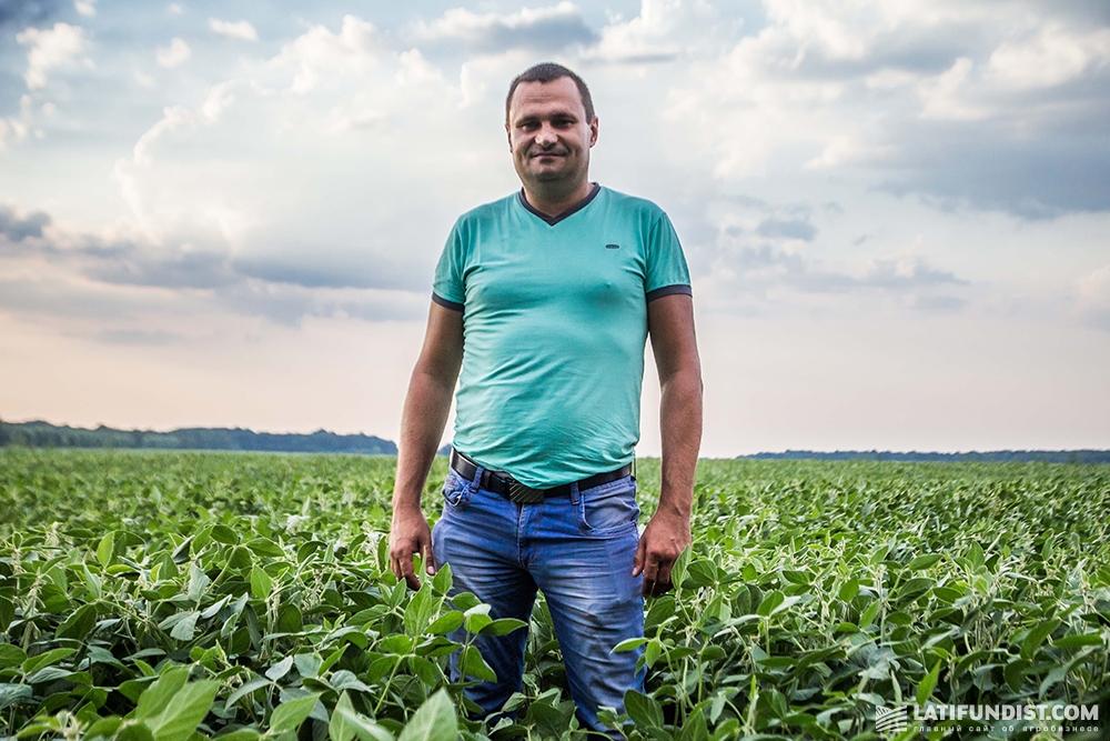 Владимир Кодола, главный агроном компании «Олимп»