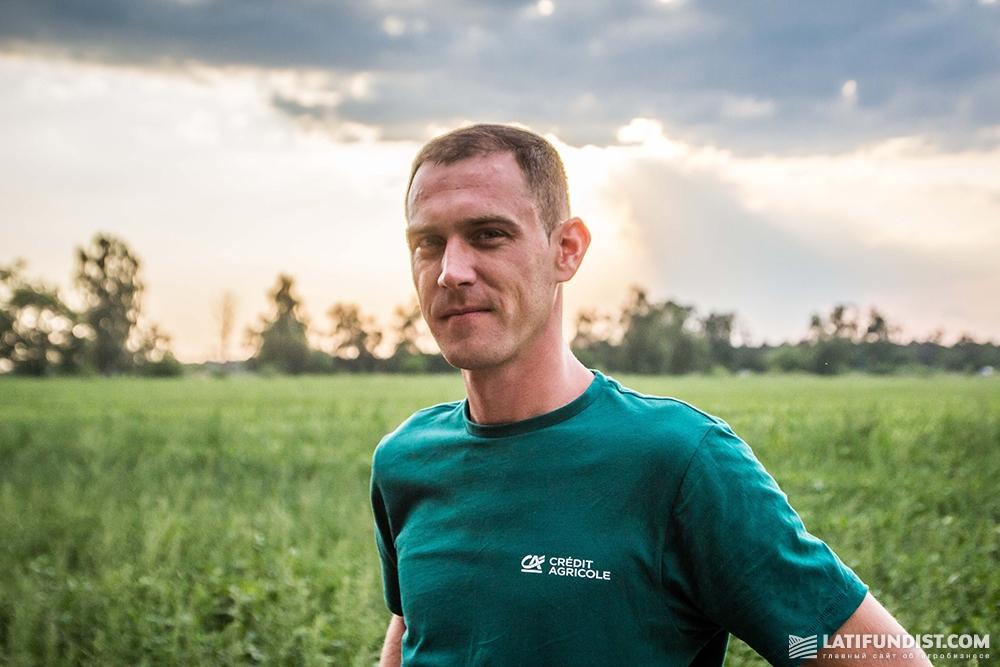Александр Бондар, эксперт от ПАО «КРЕДИ АГРИКОЛЬ БАНК»