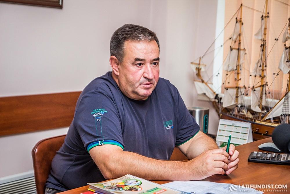 Иван Косенко, исполнительный директор предприятия «Олимп»