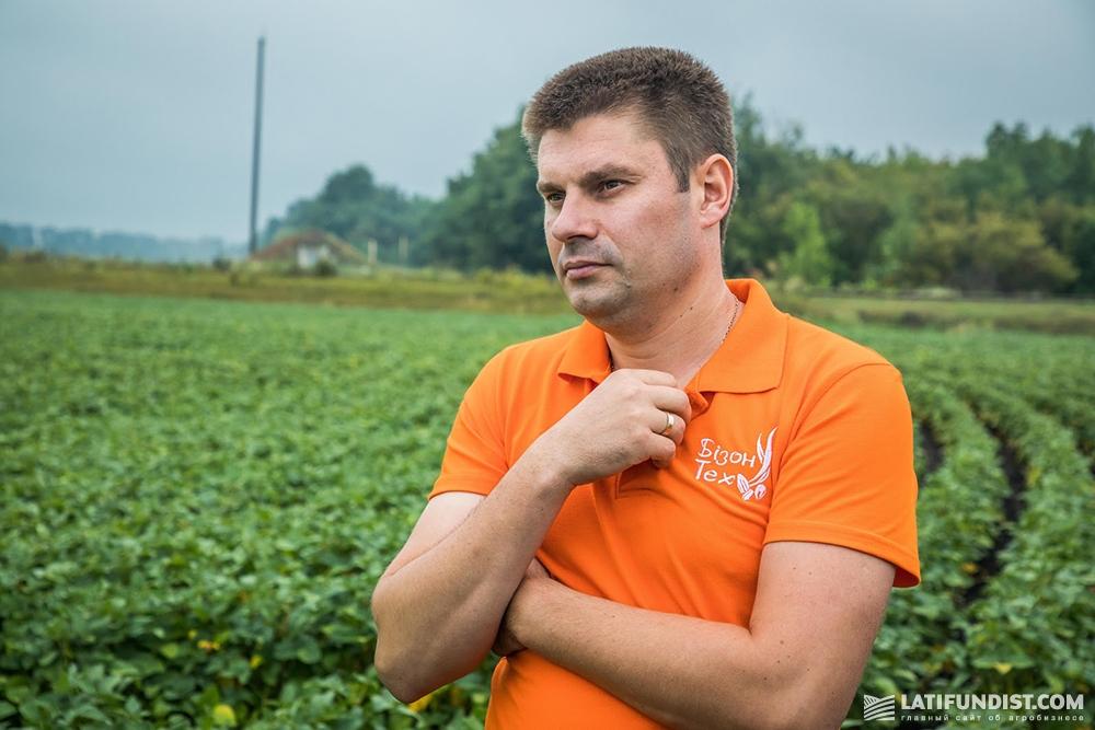 Владимир Полищук, менеджер киевского филиала компании «Бизон-Тех»