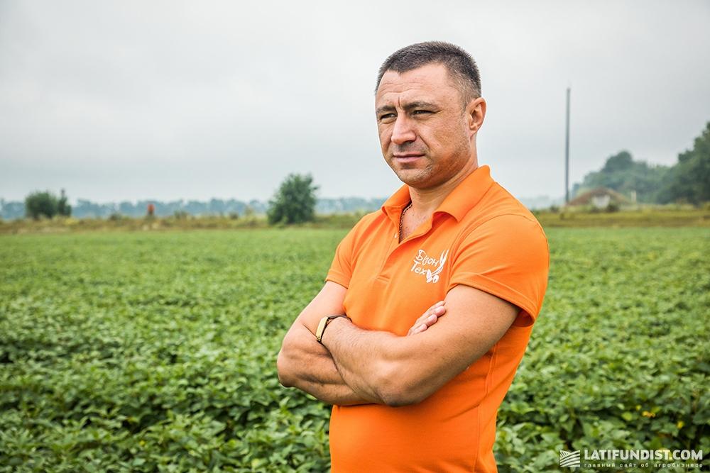 Сергей Плачков, руководитель киевского филиала компании «Бизон-Тех»