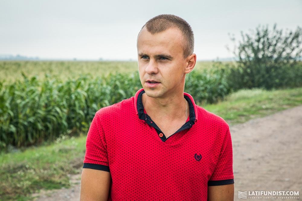 Ярослав Цилера, стажер