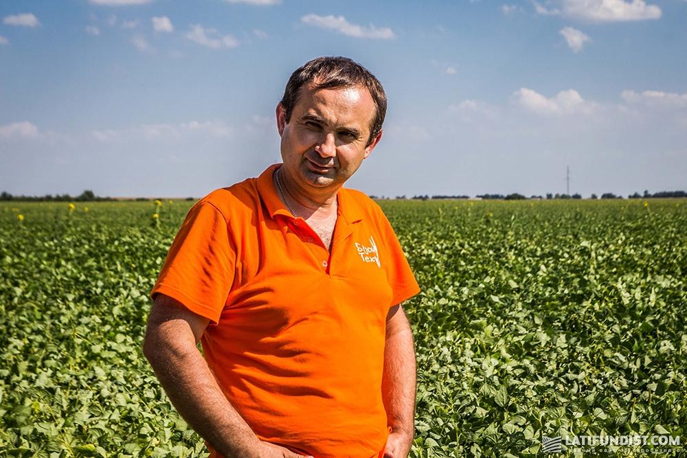 Виктор Васьков, менеджер по продажам компании «Бизон-Тех»
