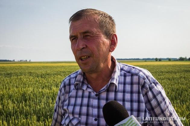 Григорий Радкевич, главный агроном «Оранты»