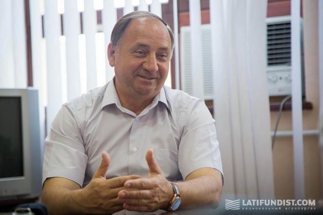 Александр Журба, руководитель кластера