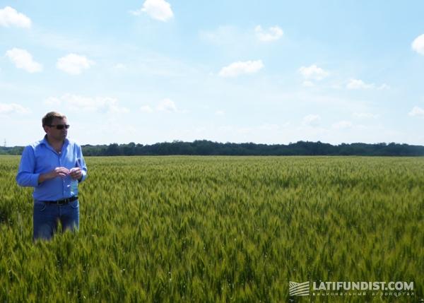 Виталий Ставничук, директор по производству агробизнеса «Кернел»