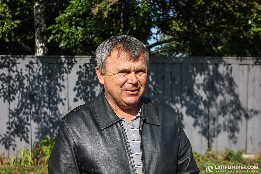Владимир Михалишин, директор предприятия «Агролен»