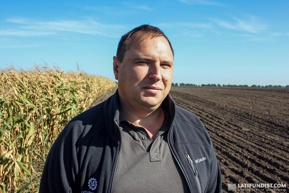Андрей Здовбицкий, менеджер в Житомирской области «Лимагрейн Украина»