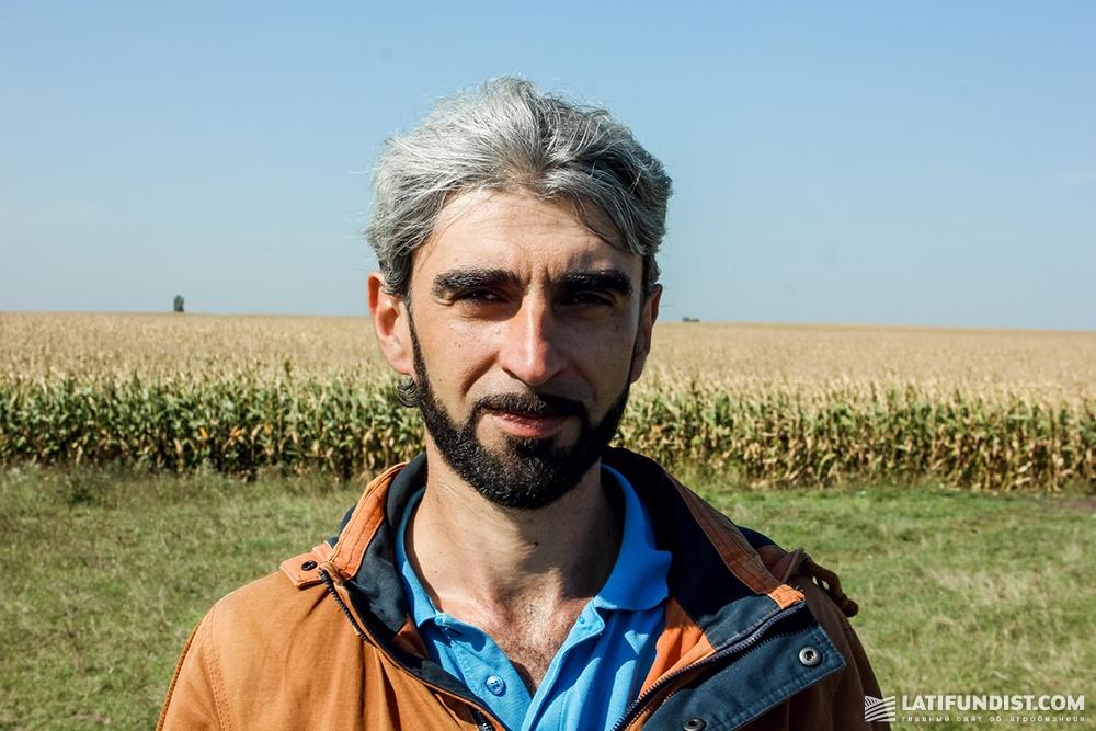 Дмитрий Ратушный, региональный представитель в Житомирской области компании Bayer