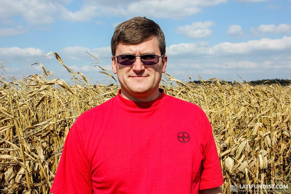 Дмитрий Бандровский, региональный представитель по Винницкой области компании Bayer