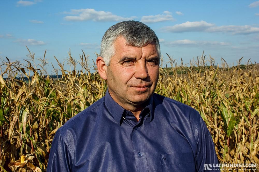 Анатолий Салий, директор и учредитель фермерского хозяйства «Салий»
