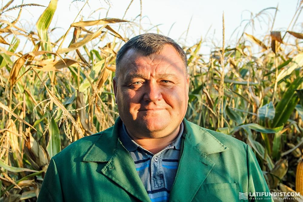 Александр Лошак, агроном хозяйства «Агрошляхбуд»