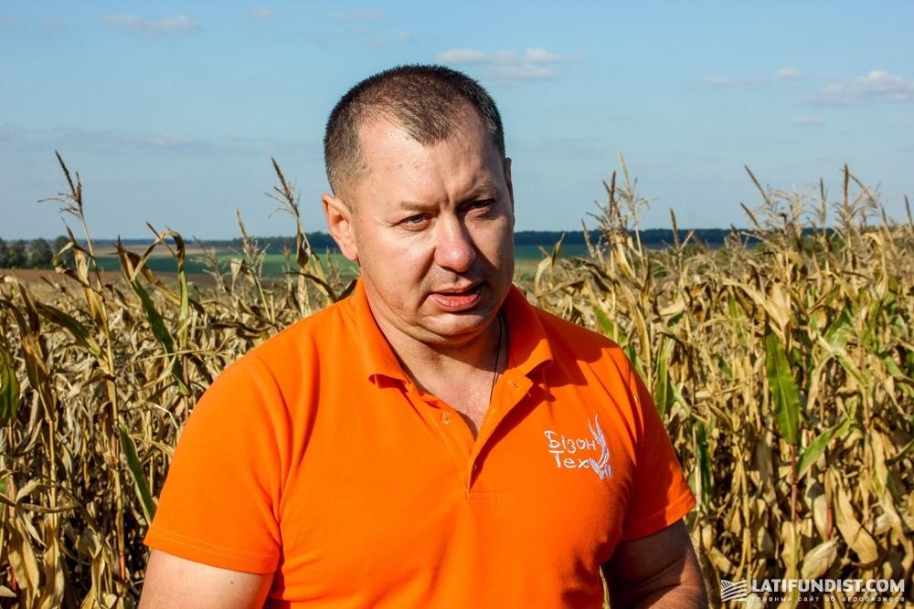 Анатолий Легкий, менеджер по продажам компании «Бизон-Тех»