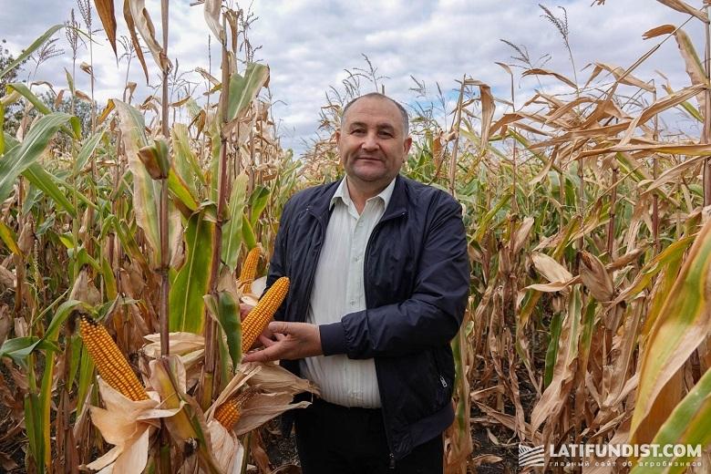 Николай Бантов, директор агрофирмы «Мрия»
