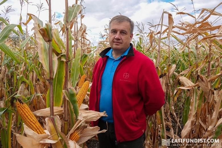 Сергей Мотренко, региональный представитель Bayer в Сумской области