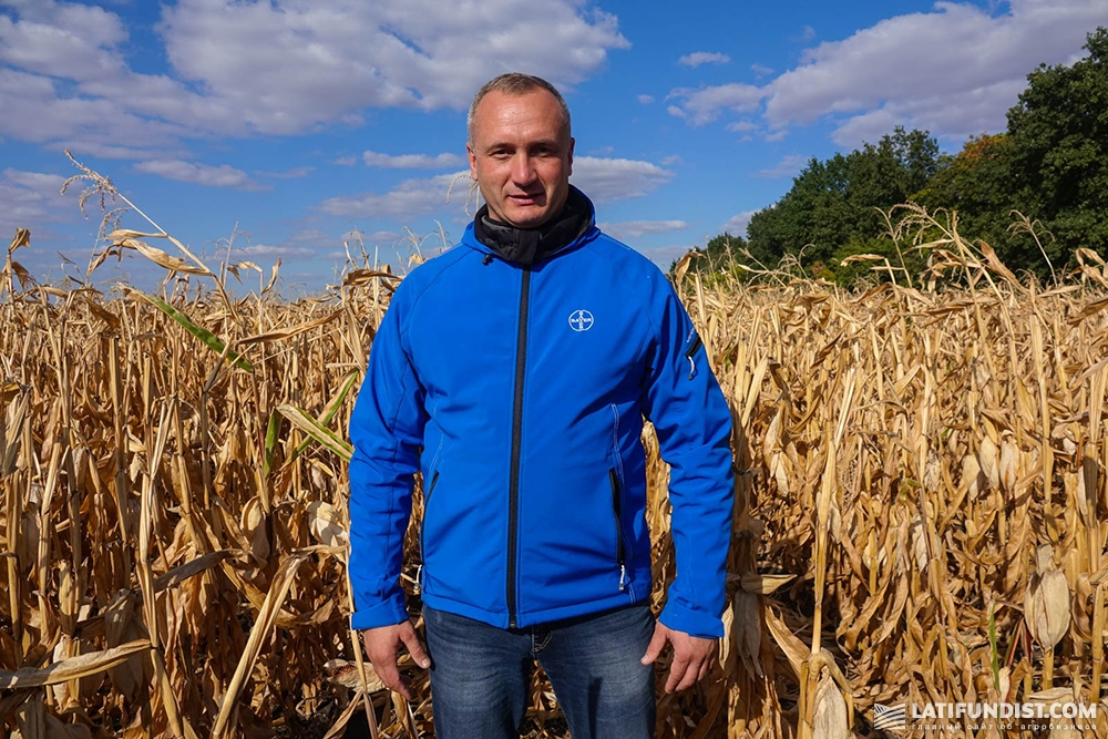 Вадим Гузема, региональный представитель Bayer в Полтавской области