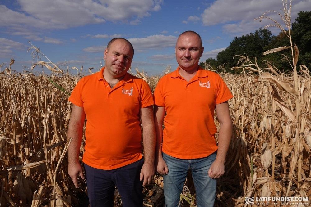 Эксперты компании «Бизон-Тех» — Сергей Наконечный и Владислав Юхта