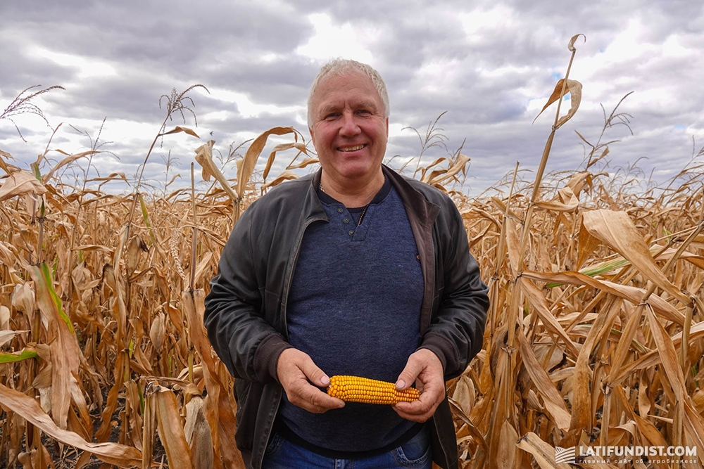 Алексей Шляхов, директор фермерского хозяйства «Шляхова»