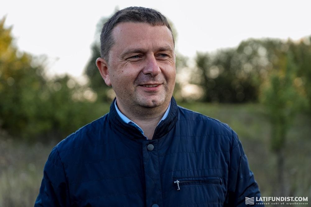 Владимир Сирый, директор компании «Кусто Агро Фарминг»