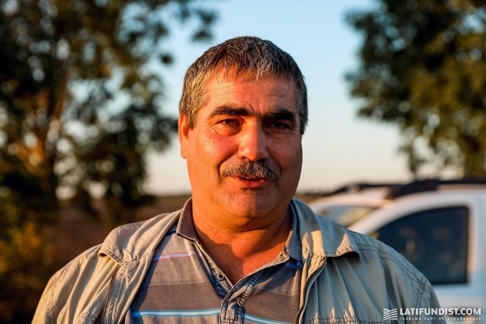 Игорь Присяжнюк, главный агроном предприятия «Агролайн Украина»