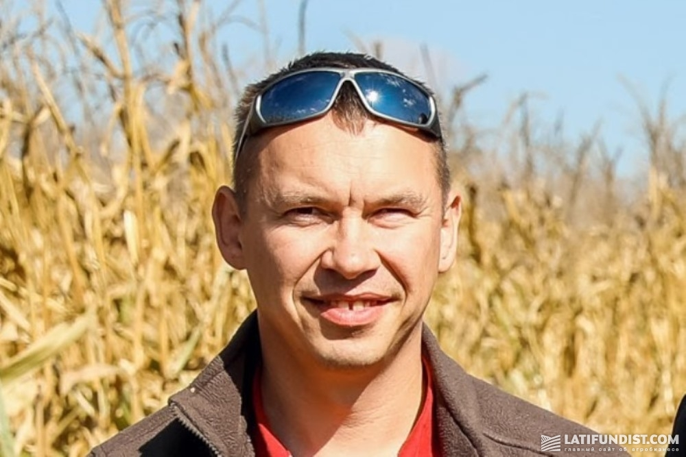 Василий Белозерских, заместитель директора Департамента поддержки Агро Бизнеса Credit Agricole Bank