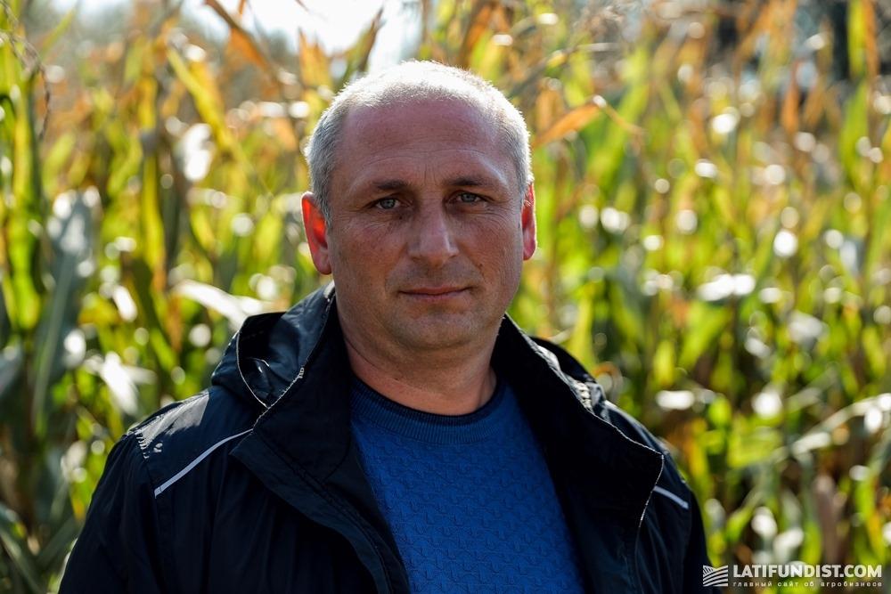 Вячеслав Нескоромюк, главный агроном «ТАК-Агро»