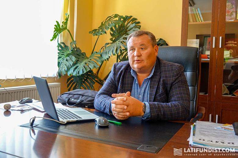 Сергей Таровик, директор предприятия «Шанс»