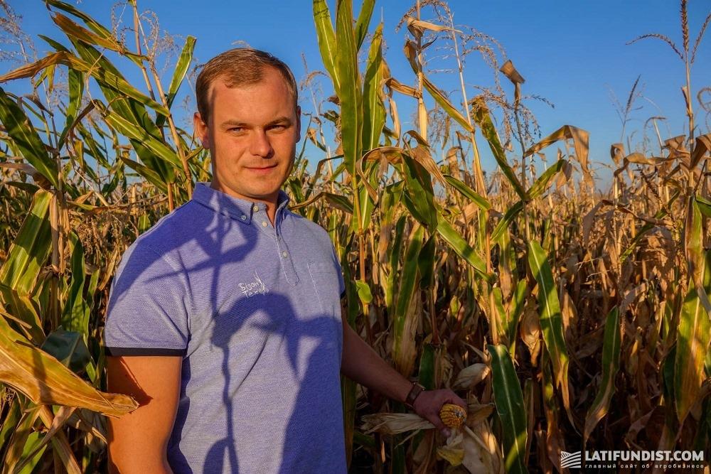 Артем Егоров, менеджер Кировоградского структурного подразделения «Бизон-Тех»