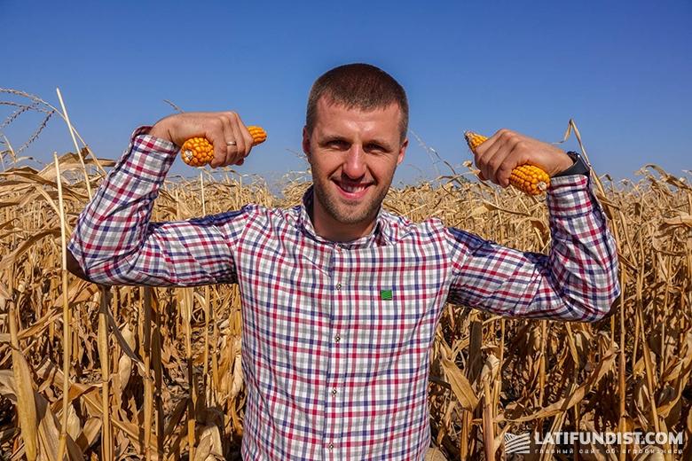 Николай Байбарак, совладелец агрофирмы «Санти»