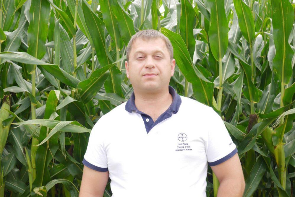 Дмитрий Милко, маркетинг менеджер компании Bayer