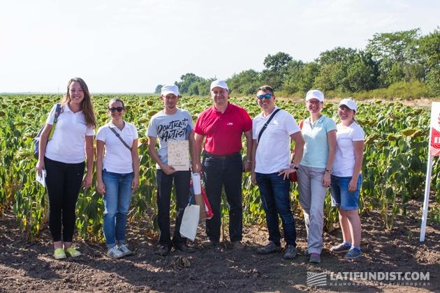 АгроЭкспедиторы в гостях у агропредприятия «Злато Таврии»