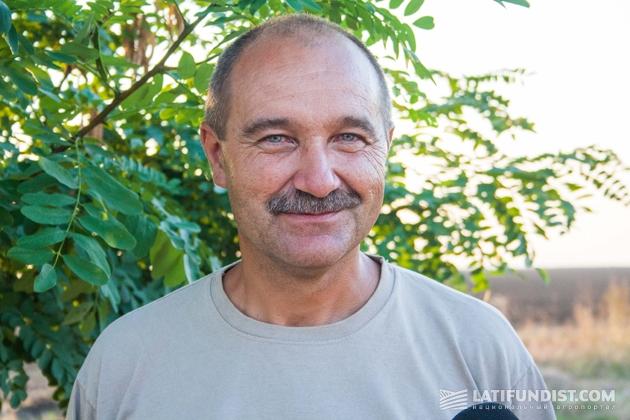 Дмитрий Онищенко, главный агроном предприятия «Хлебодар»
