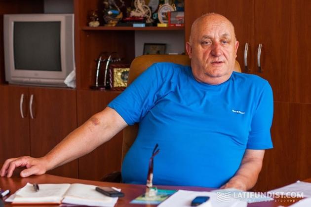 Иван Сало, директор «Беево»